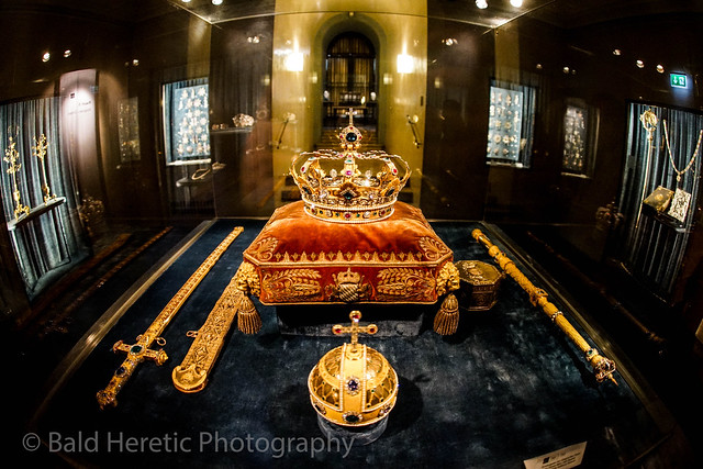 Crown Jewels in Munich