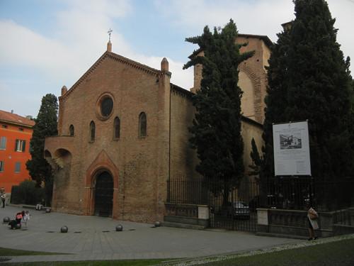 DSCN4834 _ Basilica Santuario Santo Stefano, Bologna, 18 October