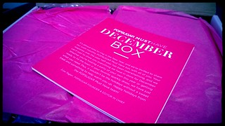 PopSugar Must Have Box - December 2012