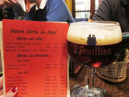 last beers in Belgium