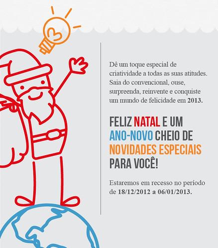 A InterAGE deseja a todos Boas Festas! by InterAGE