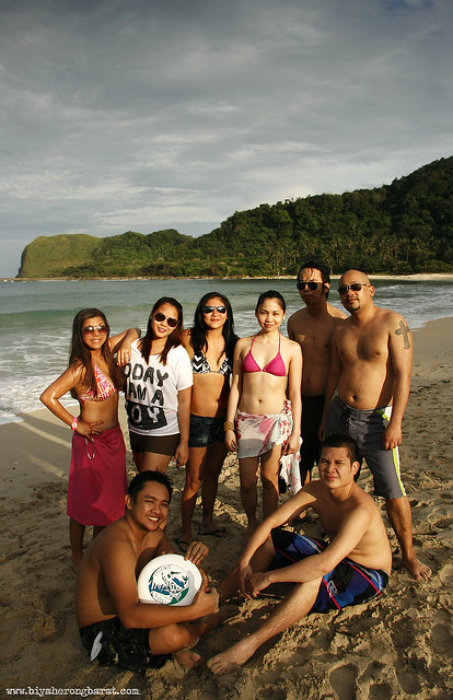 Blue Lagoon beach in Pagudpud Ilocos Norte