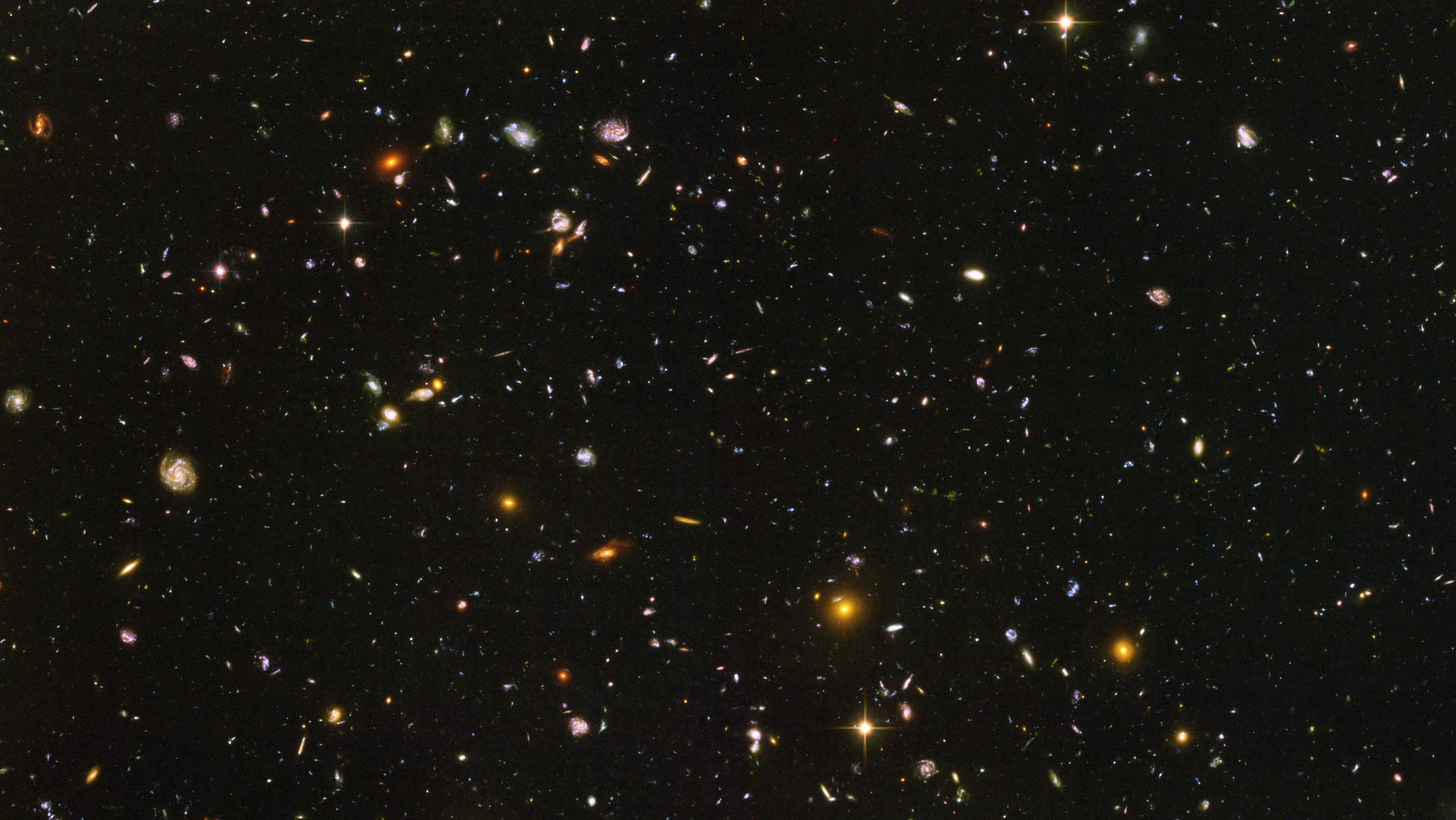 hubble deep-sky - photo #5