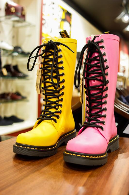 Leather Shoes Wellington