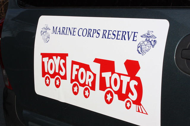 2012 Toys For Tots Logo : Toys for tots flickr photo sharing