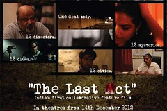 [Poster for The Last Act]