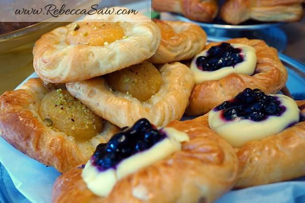 Butter + Beans @ Seventeen, Happy Mansion PJ | RebeccaSaw com