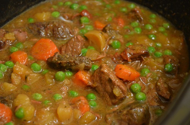 Beef Stew in Crock Pot
