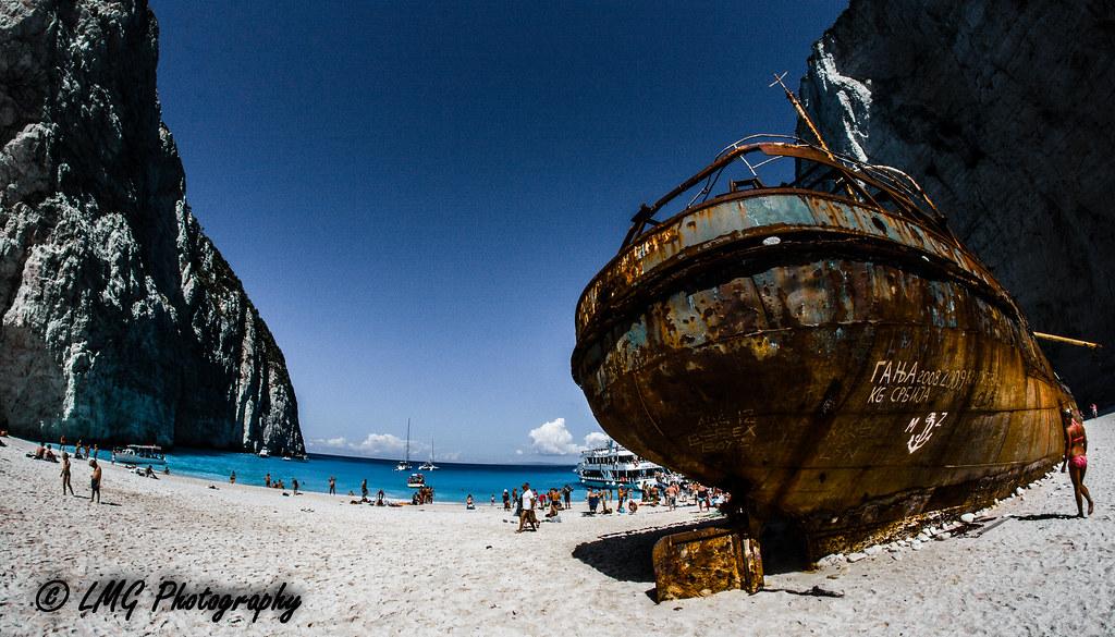 Navagio Shipwreck #2
