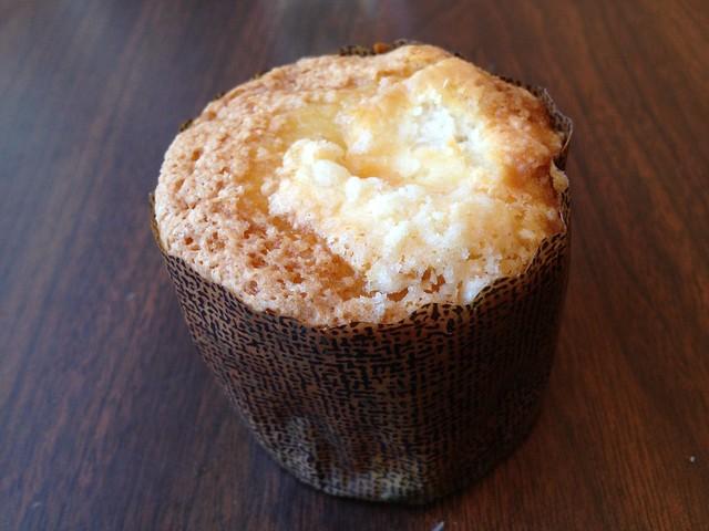 Pineapple sponge cake - Gary Danko