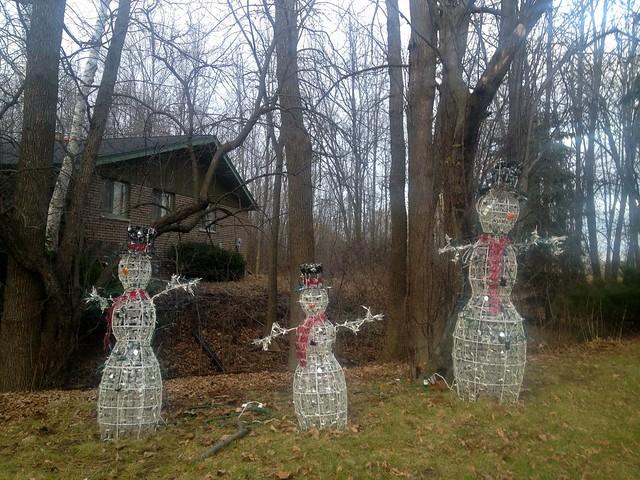 Three Wire Snowmen Explore Lynn Friedman 39 S Photos On