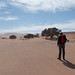 Caminando por el desierto