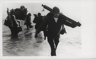 Marines Wade Ashore, March 1965