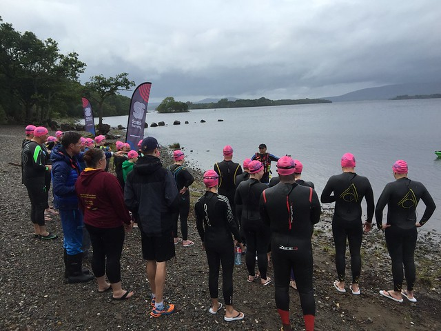 Come & Try Open Water Swimming (Loch Lomond)