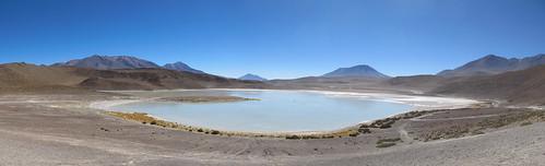 Le Sud Lipez: la Laguna Charcota
