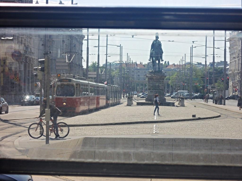 Vienna Ring Road, Vienna Ring Tram, Vienna, Austria
