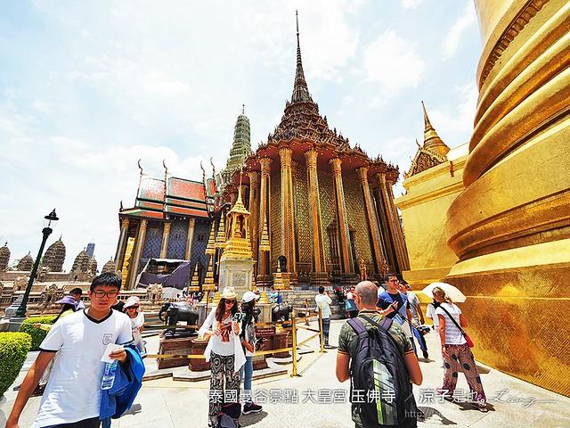 泰國曼谷景點 大皇宮 玉佛寺  76