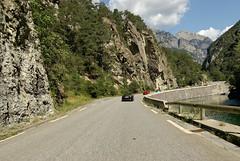 Camargue + französische Alpen