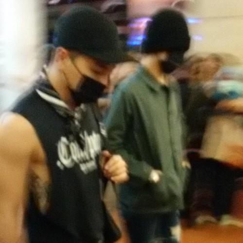fennijie IG BIGBANG Arrival Jakarta 2015-08-01
