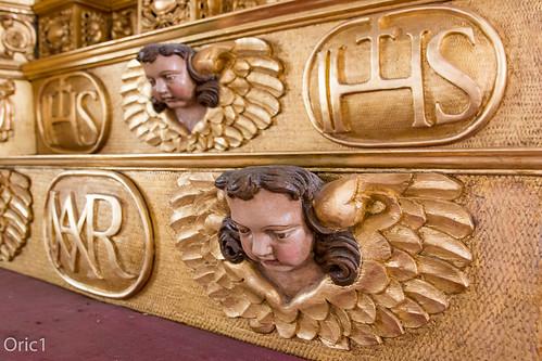 15th century la chapelle notredamedutertre canon chätelaudren eos france franceoric1 oric1 xvsiècle argoat armorique breizh bretagne brittany côtesdarmor lambrispeints 15thcentury lachapellenotredamedutertre religion religieux catholique église church dieu god tourisme lambris peints bois wood