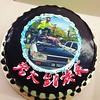 My Birthday cake is the best! 我的生日蛋糕太酷了!