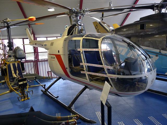 Bölkow Bo 105B V3