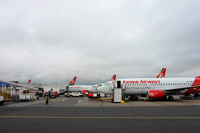 Fly Kenya Airways I