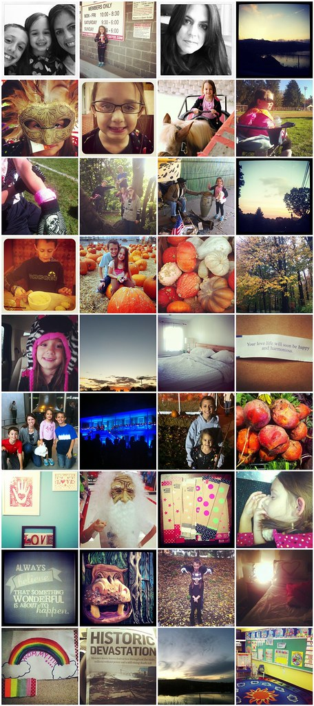 October 2012 in Instagram
