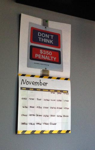 word-count-calendar