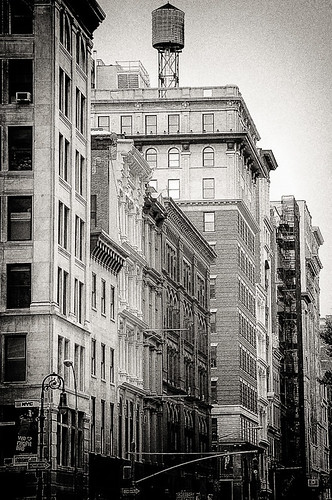 Downtown New York by srmurphy
