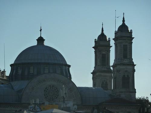 Greek Orthodox church, Taksim by mattkrause1969
