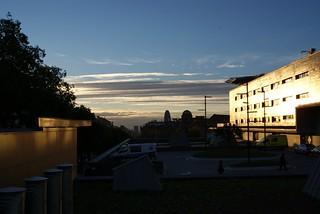 Bild av Hospital de la Santa Creu i Sant Pau nära Horta-Guinardó. barcelona catalonia catalunya cataluña catalogna katalonien catalogne hospitaldelasantacreuisantpau katalonia katalánsko katalonija