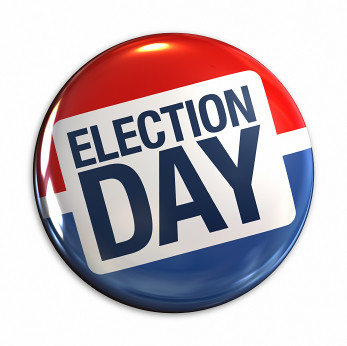 Election Day Button