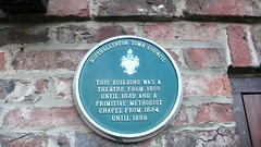 Photo of Green plaque number 11781