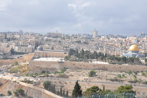 Day 3 The Mount of Olives