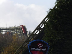 The Ultimate's Second Lift Hill