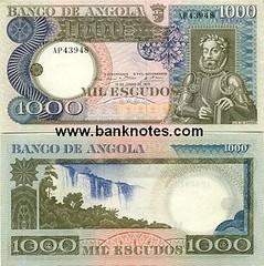 Angola-money