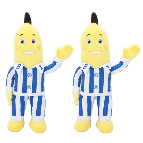 Bananas in Pyjamas - Talking Bananas New pose 070112