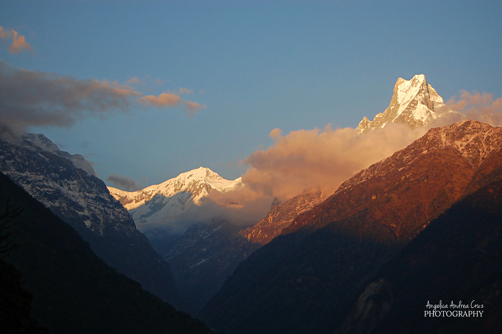 Annapurna Sanctuary Trek Chommrong 2