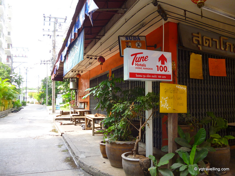 From Soi 14 to Tune Hotel