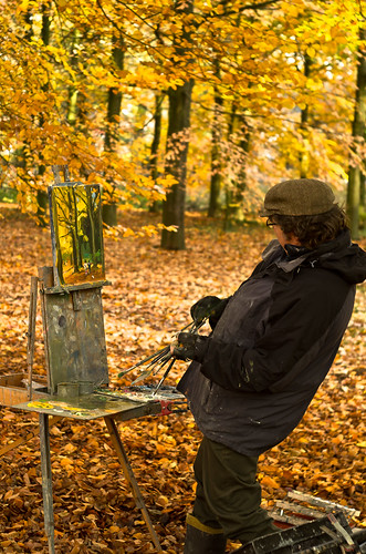 Landscape Painter IV