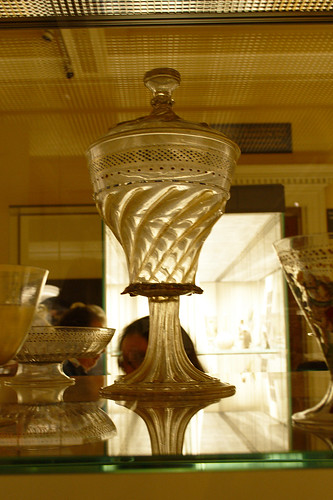 16th Century Venetian Glass Chalice