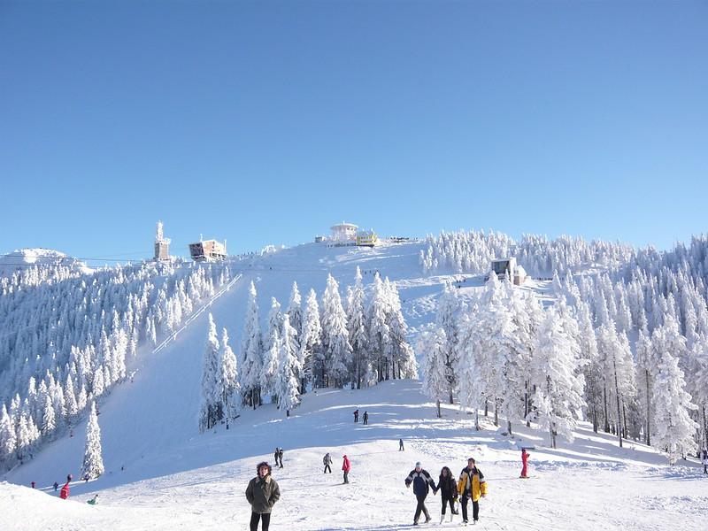 Romanian Winter Wonderland