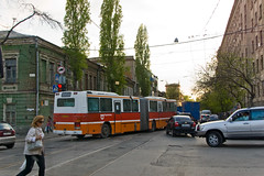 Rostov on Don - Bus articulé