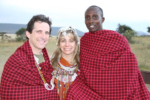 8176351393 951682ffd5 Guests Renew Vows in a Traditional Maasai Wedding Ceremony