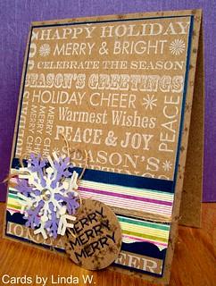 Merry Merry Merry Scramble