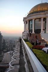 Bangkok skyline from Distil 3