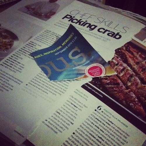 Delicious. Magazine.
