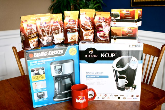 Folgers Giveaway