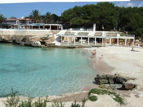 Cala Blanca / Menorca